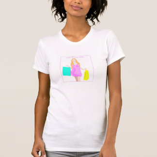 Shop till you drop shirt