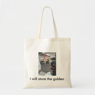 shop with joy tote bag