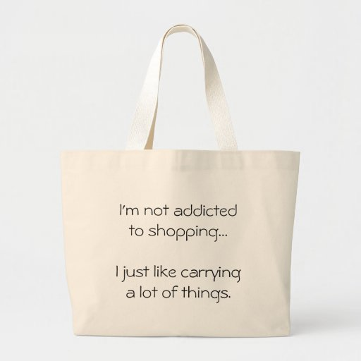 Shopaholic Bag