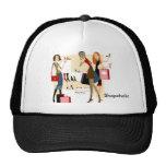 Shopaholic Baseball Cap Hats