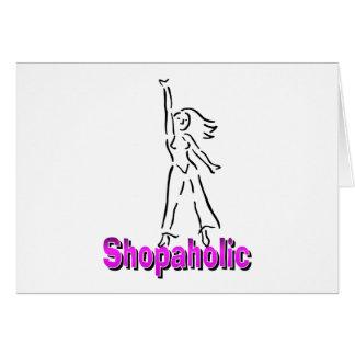 Shopaholic Cards