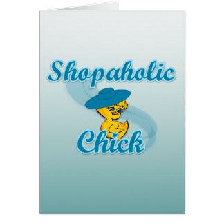 Shopaholic Chick #3 Cards