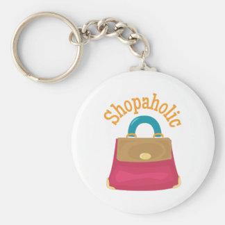 Shopaholic Keychains
