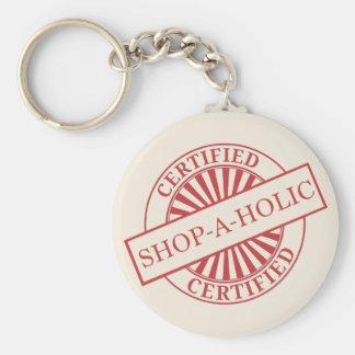 Shopaholic Key Chains