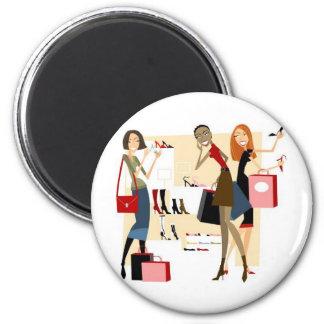 Shopaholic Magnet