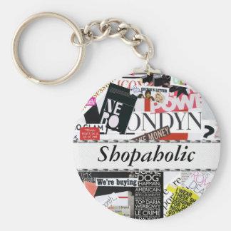 Shopaholics Dream Key Chains