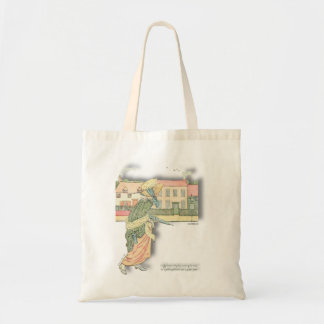 Shopping Bag Daffy Down Dilly Kate Greenaway Image