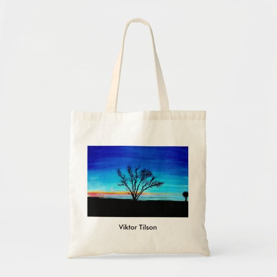 Shopping bag designed by Viktor Tilson