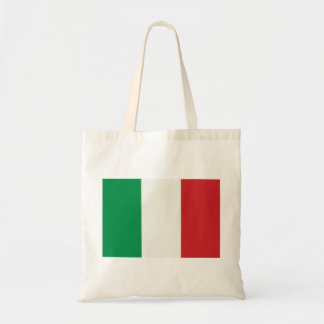 Shopping bag Italy flag