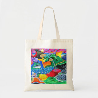 Shopping bag - Relax on Caribbean Vacation design