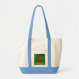 Shopping bag, Save Frogs! College tote Impulse Tote Bag