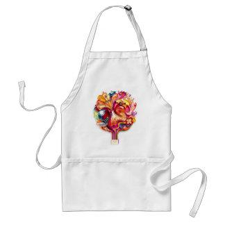Shopping bag standard apron