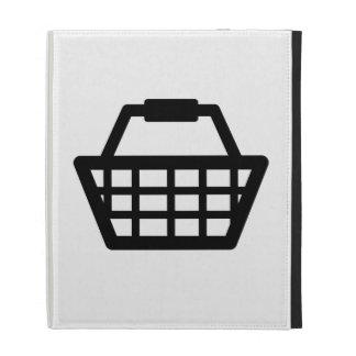 Shopping Basket iPad Folio Cover