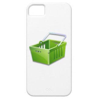 Shopping Basket iPhone 5 Case
