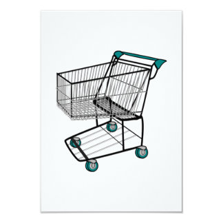 Shopping Cart Card