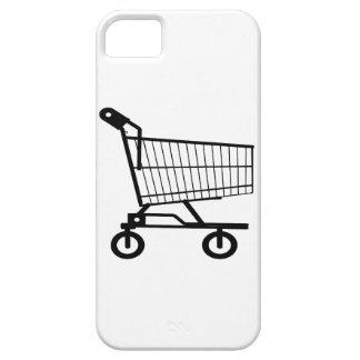 Shopping Cart iPhone 5/5S Covers