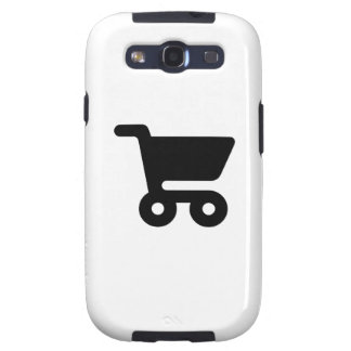 Shopping Cart Samsung Galaxy SIII Cases