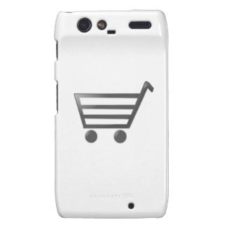 Shopping Cart Droid RAZR Covers