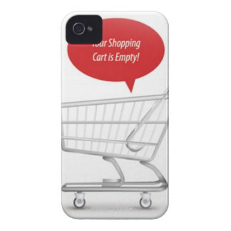 Shopping cart design iPhone 4 cases