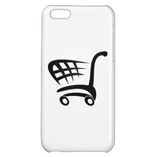 Shopping Cart iPhone 5C Cases