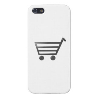 Shopping Cart iPhone 5 Case