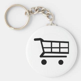 Shopping Cart Key Ring