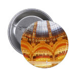 Shopping center in Paris Pinback Button
