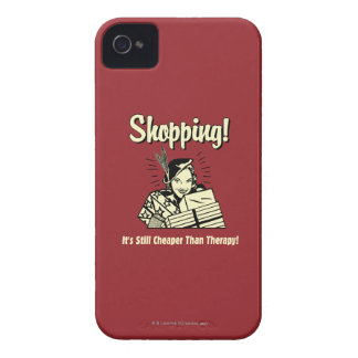 Shopping: Cheaper Than Therapy Case-Mate iPhone 4 Cases
