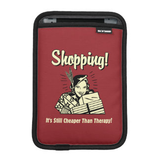 Shopping: Cheaper Than Therapy iPad Mini Sleeve