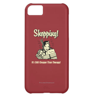 Shopping: Cheaper Than Therapy iPhone 5C Case