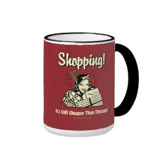 Shopping: Cheaper Than Therapy Ringer Mug