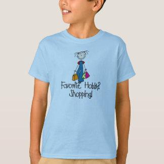 Shopping Favorite Hobby Shirt