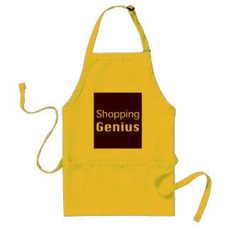 Shopping Genius Gifts Standard Apron
