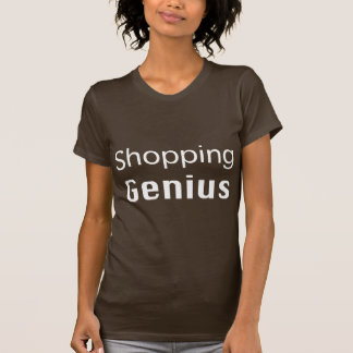 Shopping Genius Gifts T-Shirt