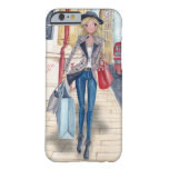 Shopping Girl in London City | Iphone 6 case Barely There iPhone 6 Case