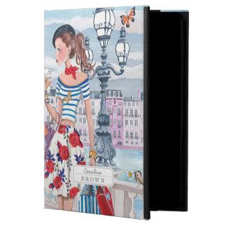 Shopping Girls in Paris City | iPad Air 2 Case