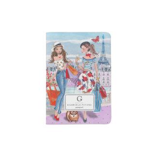 Shopping girls in Paris Travel | Passport Holder
