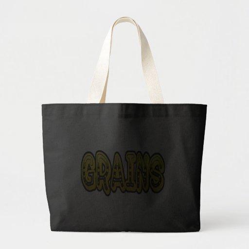 shopping: grains bags