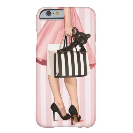 Shopping in the 50's iPhone 6 case