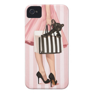 Shopping in the 50's iPhone 4 Case-Mate case