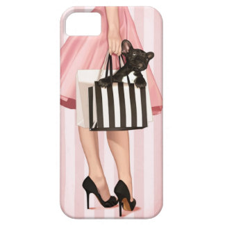 Shopping in the 50's iPhone 5 cover