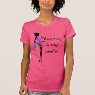 Shopping is My Cardio Fun T-Shirt