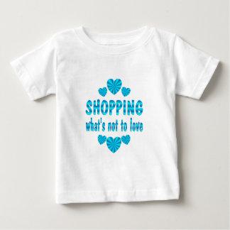 SHOPPING LOVE T-SHIRT