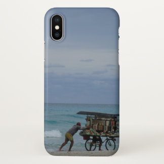 Shopping on Varadero Beach, Cuba - iPhone Case