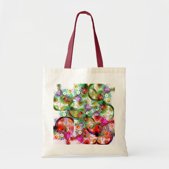 Shops and the City Tote Bag