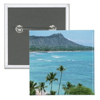 Shore 10 15 cm square badge