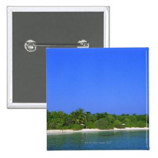 Shore 12 15 cm square badge