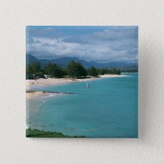 Shore 2 15 cm square badge