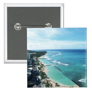Shore 4 15 cm square badge