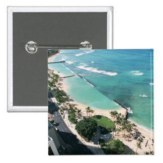 Shore 6 15 cm square badge